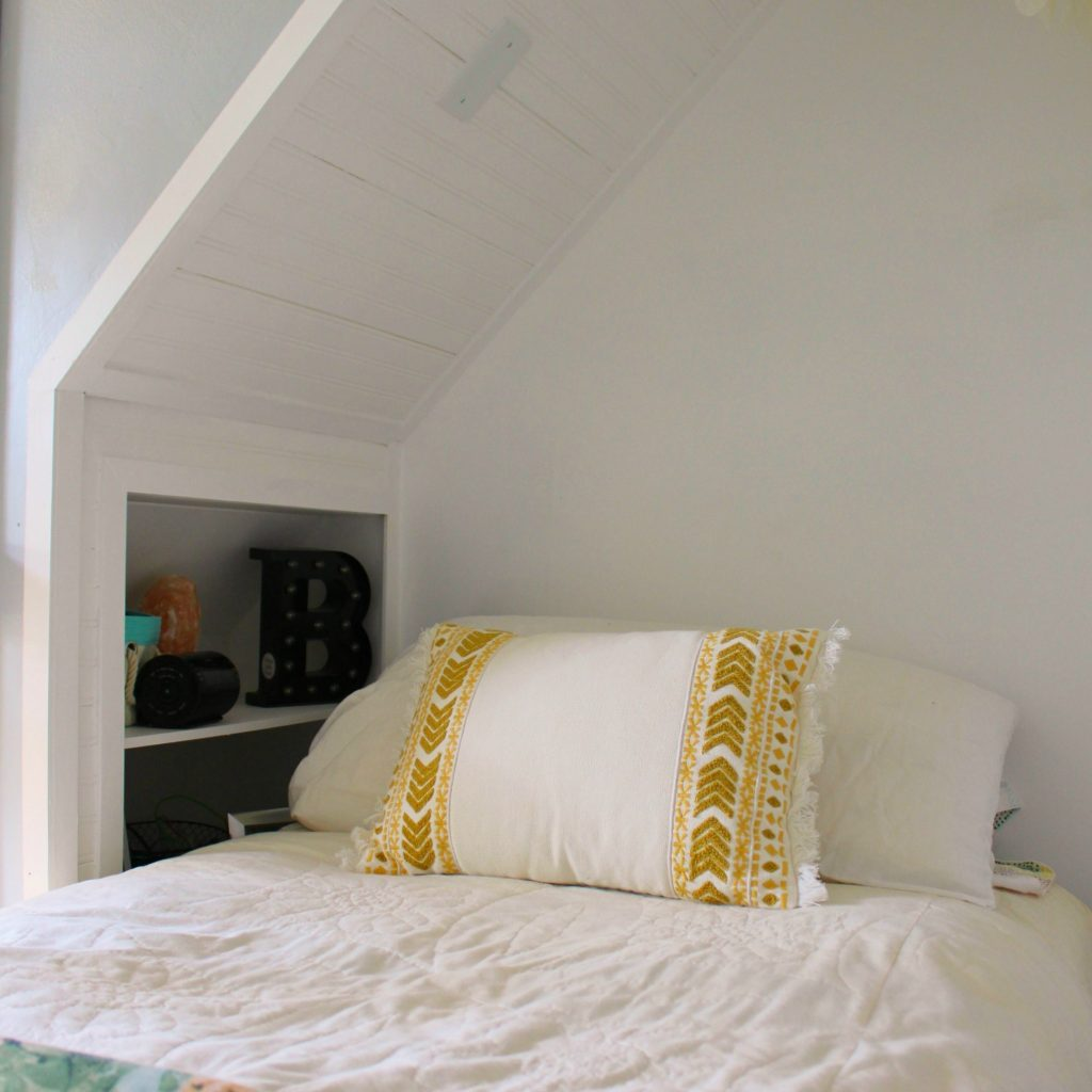 Built In Bed Nook Wardrobe Closet Diy Built In Stand Alone Closet For Small Room