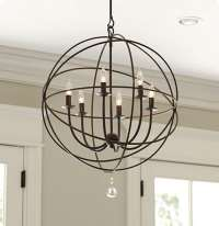 Orb Light Fixture