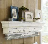 Decorative Chunky Wall Shelf