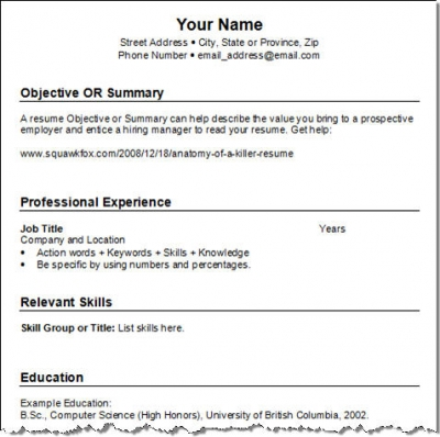 The Best Resume Examples 2016 By Evaa Mendes Issuu A Basic Review Of The Chronological Resume