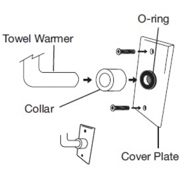 How to Install an Electric Towel Warmer