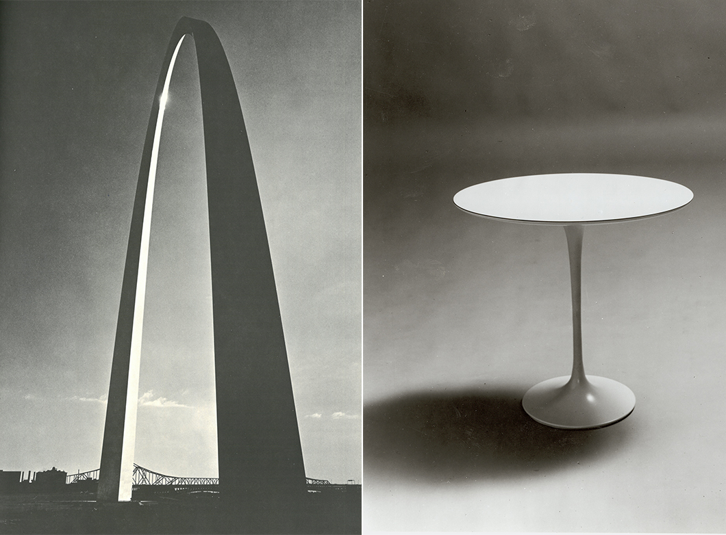 Knoll Saarinen Eero Saarinen Sculptor Of Form Knoll Inspiration