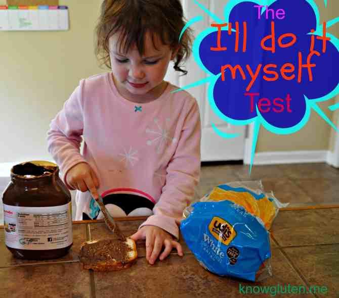 School Lunch Challenge - Gluten Free Breads - The I'll do it myself test - knowgluten.me
