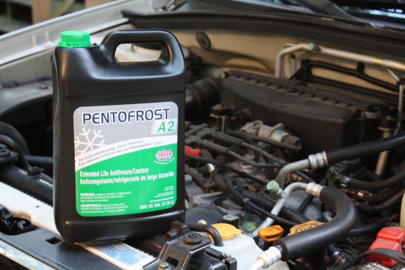 Choose the Correct Antifreeze for Your Import Vehicle - NAPA Know