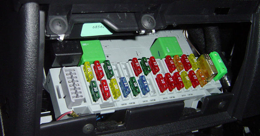 Renault Megane Fuse Box Problems