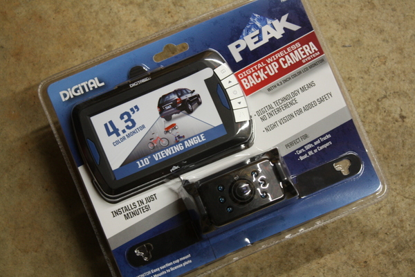 Wireless Backup Camera is Safe, Economical and Easy to Install
