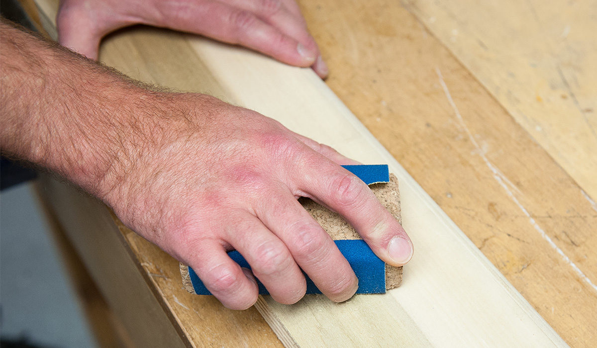 5 Top Tips For Hand Sanding The Knowledge Blog