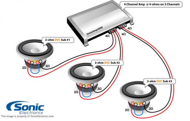 3 channel stereo wiring diagram get free image about
