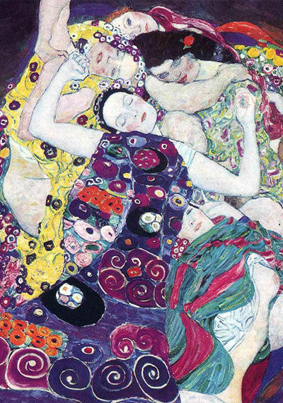 Art Websites Gustav Klimt Cover