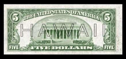 Hawaii-Overprint-Bank-Note-640-Five-Dollar-Bill