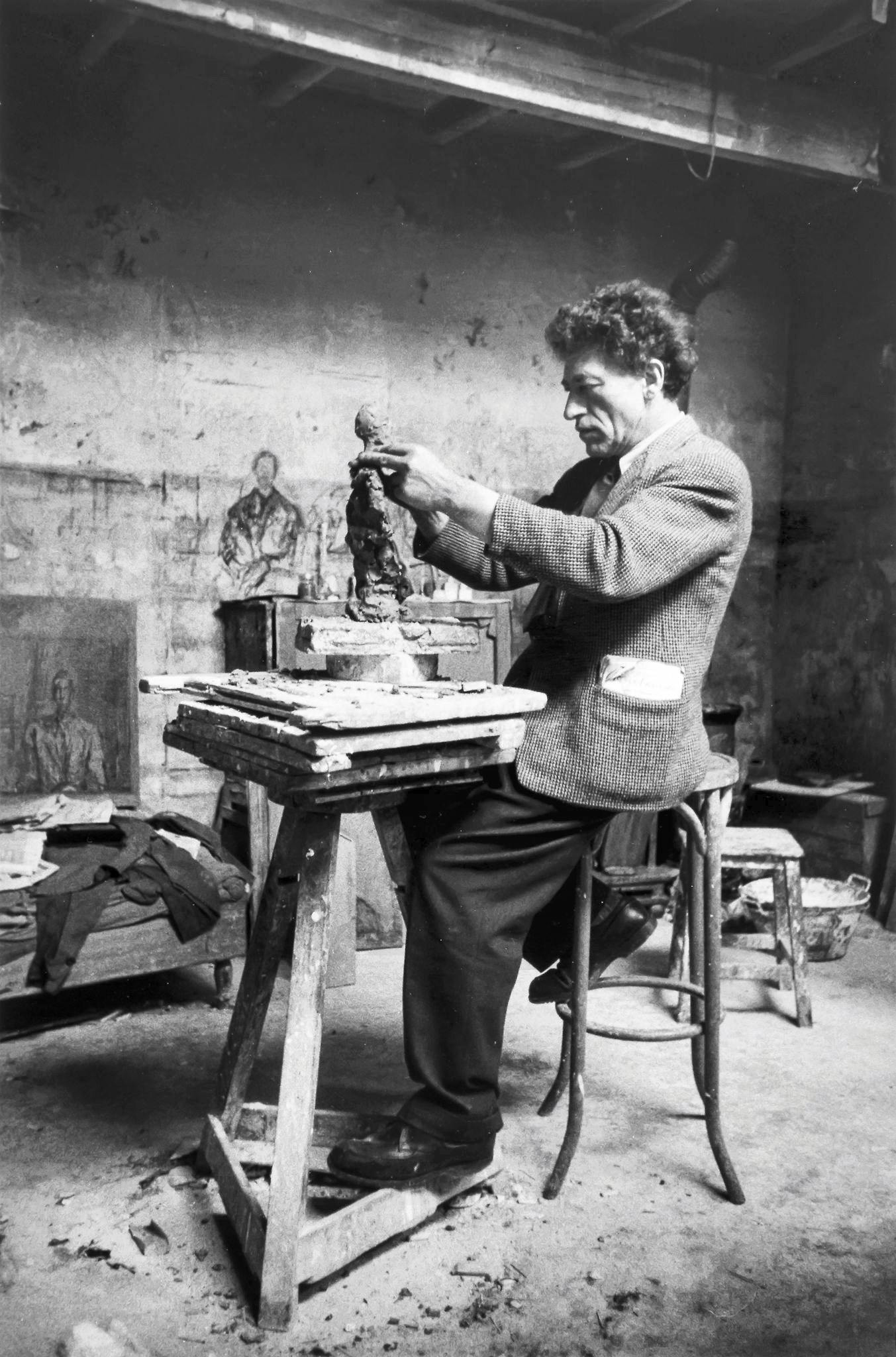 Peintre Giacometti Alberto Giacometti Known People Famous People News And