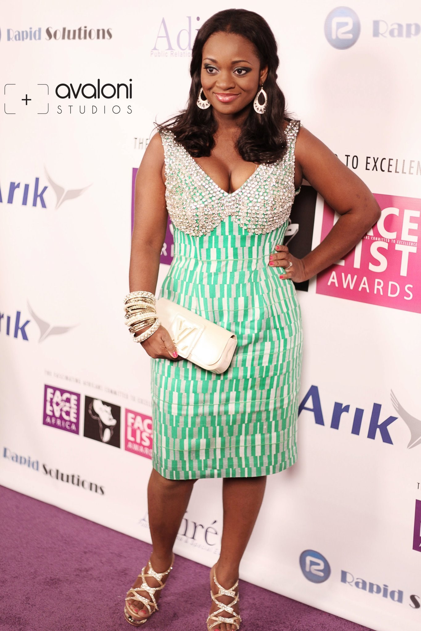 Magic Touch 3d Wallpaper Jackie Appiah Known People Famous People News And