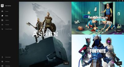 The Epic Games Store is now live and features some tasty exclusives
