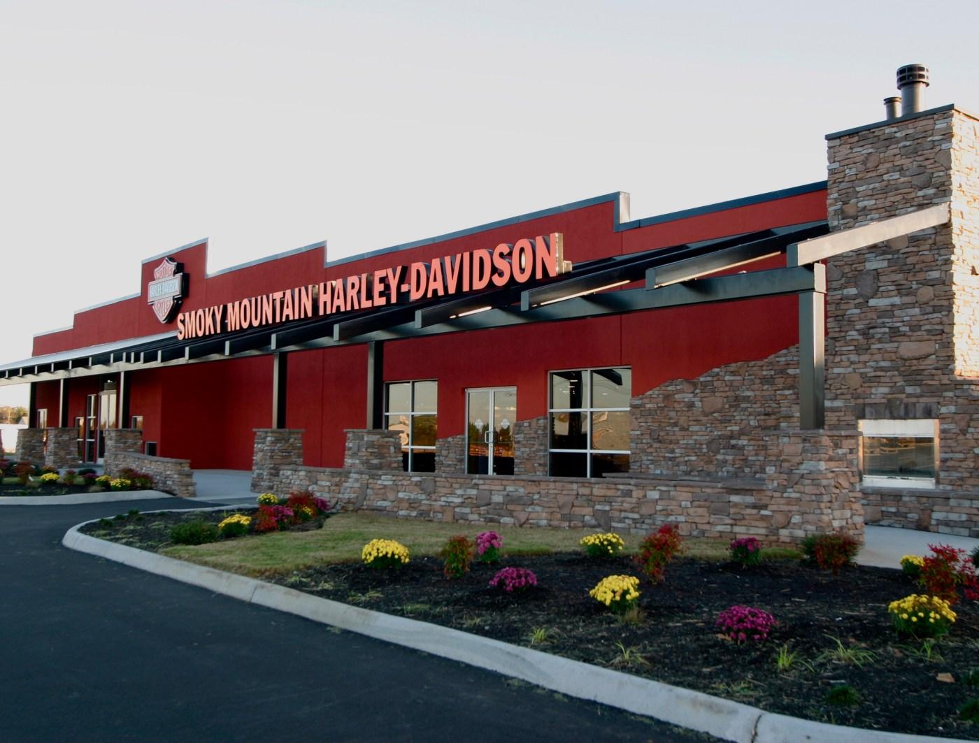 Photo: Smoky Mountain Harley-Davidson