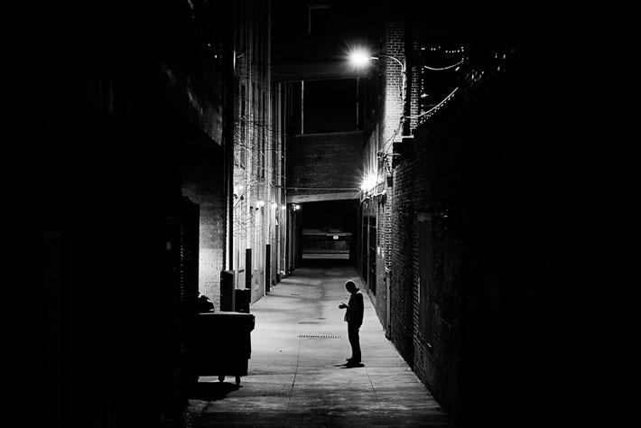 Solitary by Tony Wayman