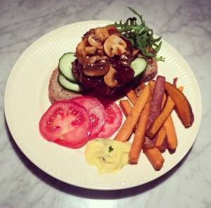 The Maxi-Burger