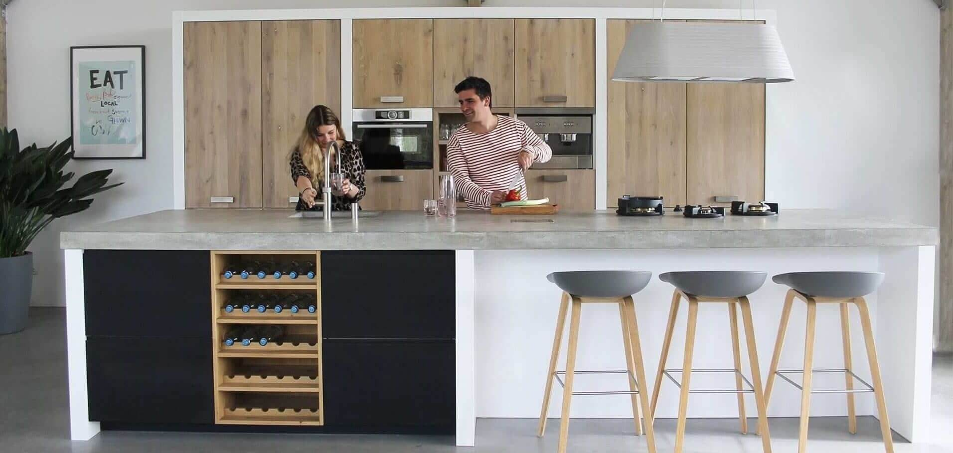 Alternative Zu Ikea Küchen Koak Design Makes Wooden Fronts For Ikea Metod Kitchens | Koakdesign.com