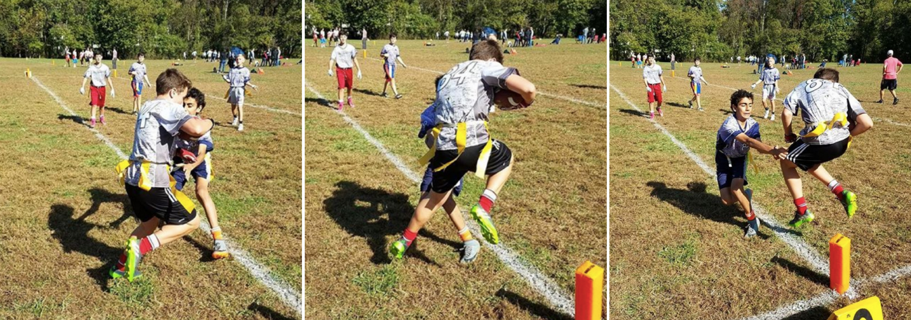 Gaithersburg flag football