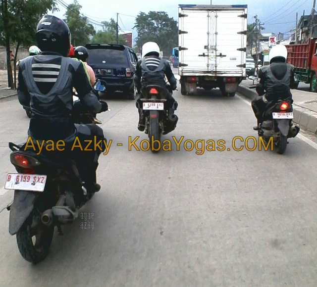 spy shot yamaha r15 facelift 1