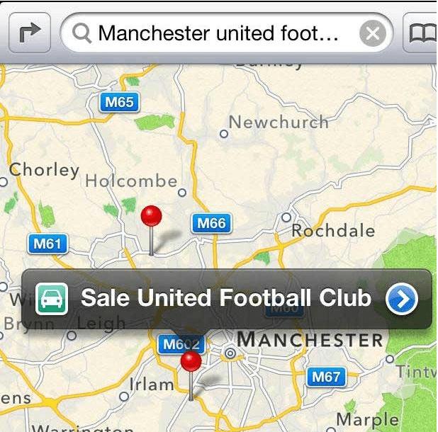 Sale United Football Club - Kobestarr.com
