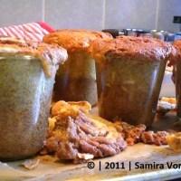 Latte-Macchiato-Kuchen im Glas
