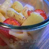 Spargel-Erdbeer-Salat und ein neues Blogdesign