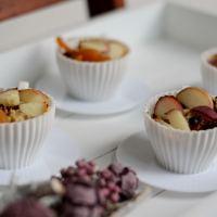 Frühstücks-Muffins aus Kokosmehl und ohne Kristallzucker