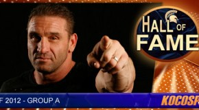 Ken Shamrock inducted into the Kocosports.com Combat Sports Hall of Fame