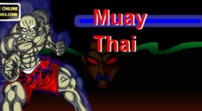 Muay Thai Flash Game