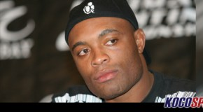 Anderson Silva makes call for either Georges St-Pierre or Jon Jones