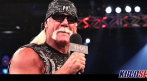 Video: Radio personality from The Cowhead Show heckles Hulk Hogan and get's kicked out of TNA press conference