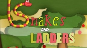 Multiplayer Snakes And Ladders