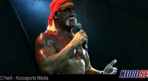 Hulk Hogan discusses which wrestler he wants to induct into The WWE Hall Of Fame and turning Hell on the Warrior