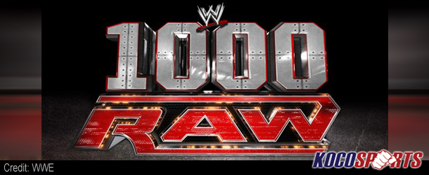 Video: WWE Monday Night Raw – 1000′th Episode – Live Pre-Show – 07/23/12 –  (Live @ 7:30 ET / 4:30 PT)