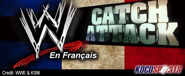 Video: WWE En Français – Catch Attack Raw – 07/28/12 – (Entier émission de Télévision)