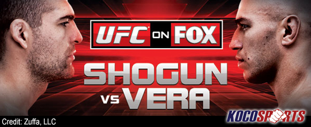 Video: UFC on FOX 4 – 08/04/12 – (Full Show)