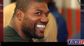 "Quinton ""Rampage"" Jackson considering a move to heavyweight"