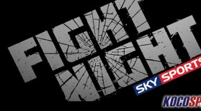 Video: Sky Sports &#8211; Saturday Fight Night &#8211; 09/08/12 &#8211; (Main TV Card)