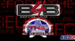 "Video: TNA ""Before the Bell"" – No Surrender – 09/07/12 – (Full Show)"