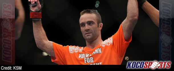 "Jacob Volkmann defends criticism that his fights are boring, refers to internet fans as ""Fat Turds"""