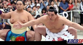 Video: Harumafuji yusho highlight Sumo Hatsu basho January 2013