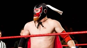 El Generio Officially with WWE