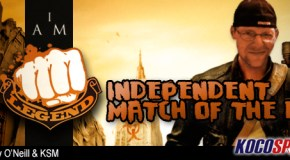 [Video] James Legend Indy Match Of The Day (Chikara)