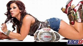 Mickie James wins the TNA Knockouts title; becomes record-setting nine-time female champion