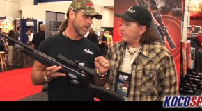 "Video: WWE's Shawn Michaels endorses the new ""Showstopper"" rifle from Gamo Outdoors USA"