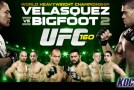 "Video: Breaking Coverage of UFC 160 ""Velasquez vs. Bigfoot II"" – (Live @ 7:00 PM EST.)"