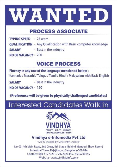 Recently Called Govt Jobs In Karnataka