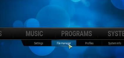 Kodi-File-source-install-