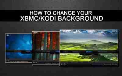 How to change kodi background wallpapers and skins - Kodiforu
