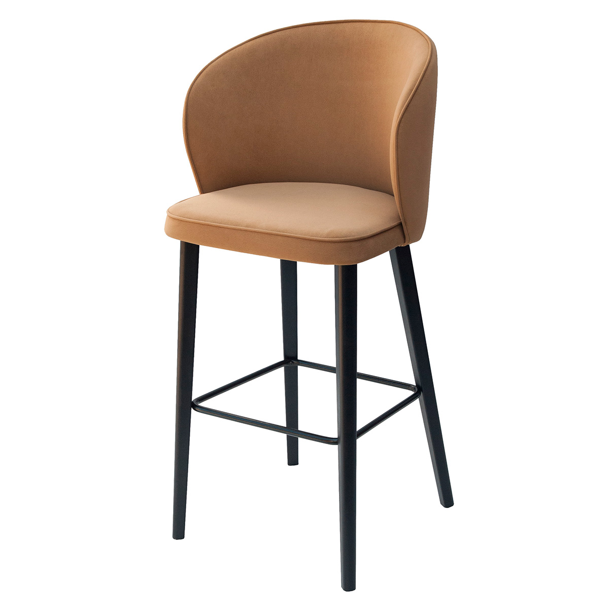 Comfortable Bar Stools Klara B045 Is Very Elegant Bar Stool With Comfortable Seat